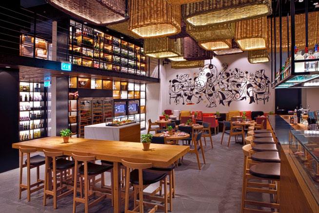 Salero Tapas Bar, Kempinski Hotel, Mall Of The Emirates