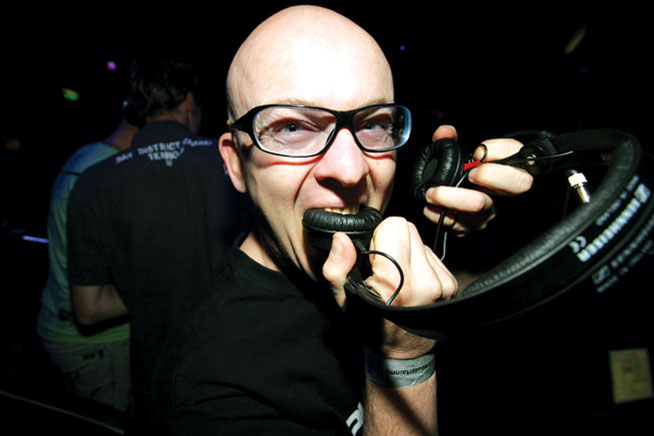 Stephan Bodzin for Groove Om The Grass