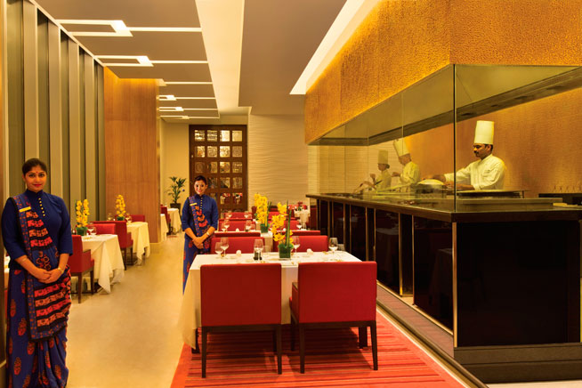 The Oberoi, Business Bay - restaurant week - Ananta