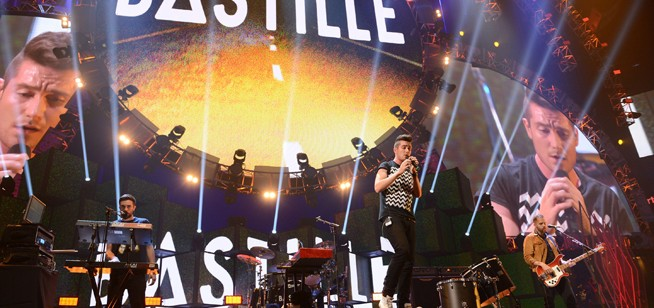 Bastille added to RedFest DXB line-up