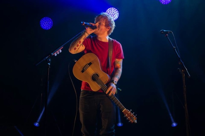 Ed Sheeran to perform at Dubai Media City Amphitheatre