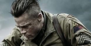 Fury, starring Brad Pitt