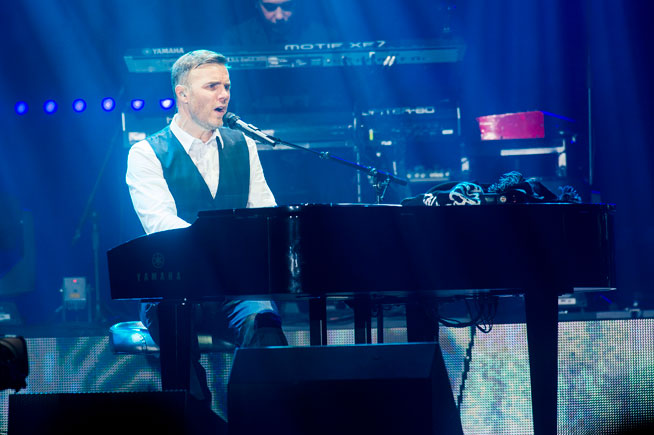 Gary Barlow to perform in Dubai