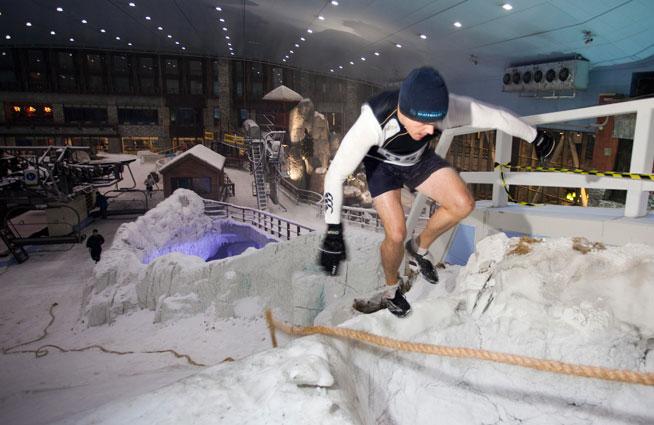 Ice Warrior Challenge