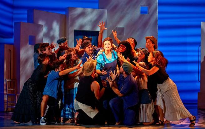 Mamma Mia musical coming to Dubai in 2015