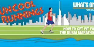 Dubai Marathon training blog