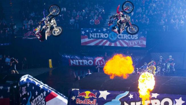 Nitro Circus Live in Abu Dhabi