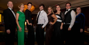 The Ivy opera nights at Emirates Towers