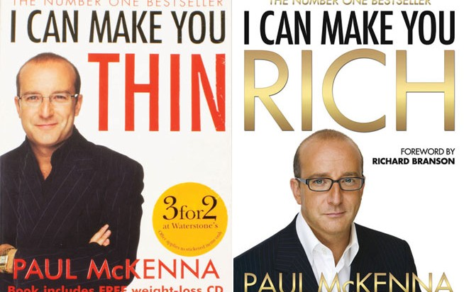 Paul McKenna brings his self-help seminar to Dubai