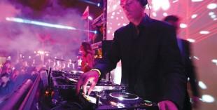 DJ Rony Seikaly at Blue Marlin