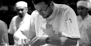 Colin Clague, head chef at Qbara