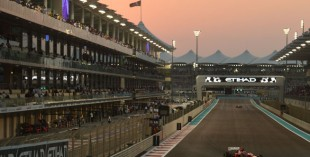 F1 Abu Dhabi Grand Prix weekend preview