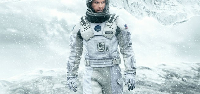 Interstellar movie trailer and short review