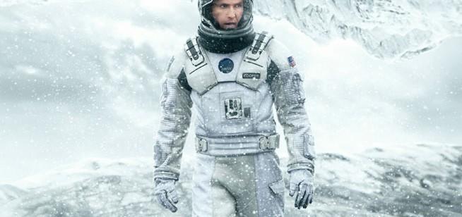 Interstellar movie trailer and short review