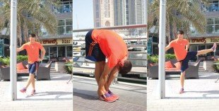 Dubai personal trainer Lee Ryan set for Guinness World Record attempt