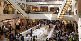 Mall Of The Emirates to sell record-breaking festive cake