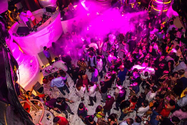 Pacha Ibiza Dubai opening night pictures