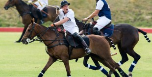 Prince Harry's Sentable charity is coming to the UAE, when he'll play polo
