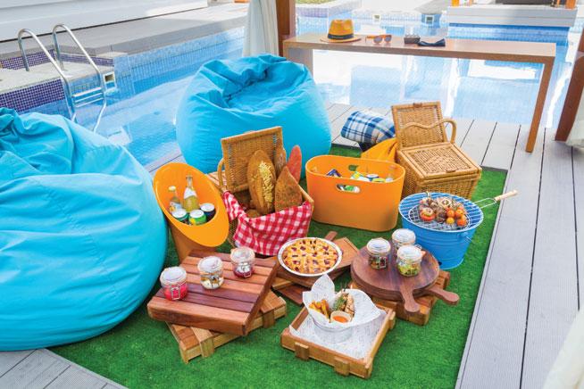 Polo picnic ideas