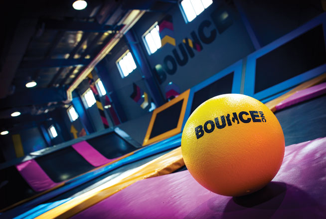 Bounce Dubai - Dodgeball tournament