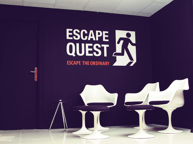 Escape Quest - puzzle house in Dubai