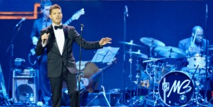 Michael Buble in Dubai