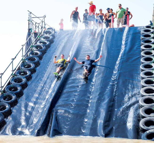 Desert Warrior Challenge - endurance races in UAE