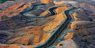 Road trips in the UAE