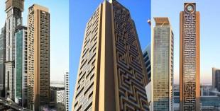 The Dubai Maze Tower
