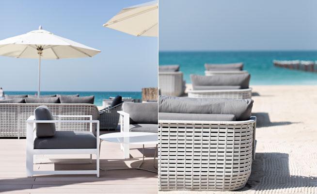 Cove Beach - new beach club in Dubai