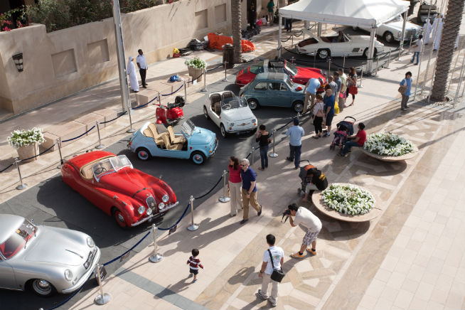 Emirates Classic Car Festival 2015 Returns What S On