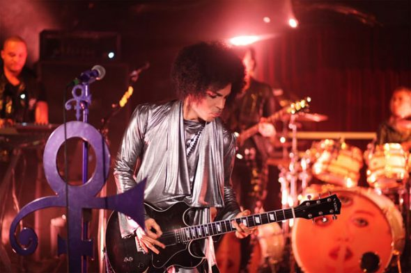Prince live in Dubai, at Pacha Ibiza Dubai