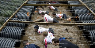 Sand Pit Run comes to Dubai (pictured: Tough Mudder event)