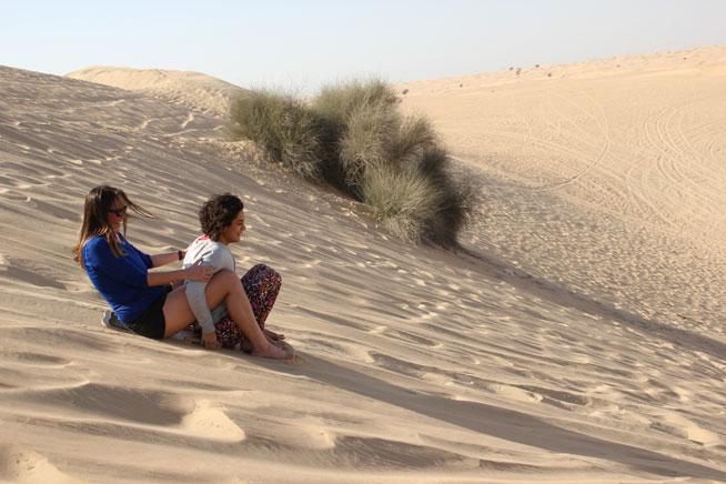 Image result for sandboarding dubai desert safari