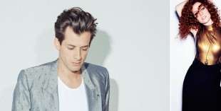 DXBeach festival in Dubai with Mark Ronson