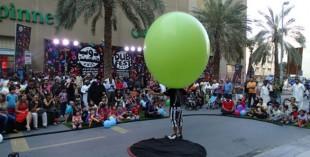 Dub Fest at Al Ghurair Centre, Deira