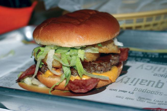 Fatburger - best burgers in Dubai