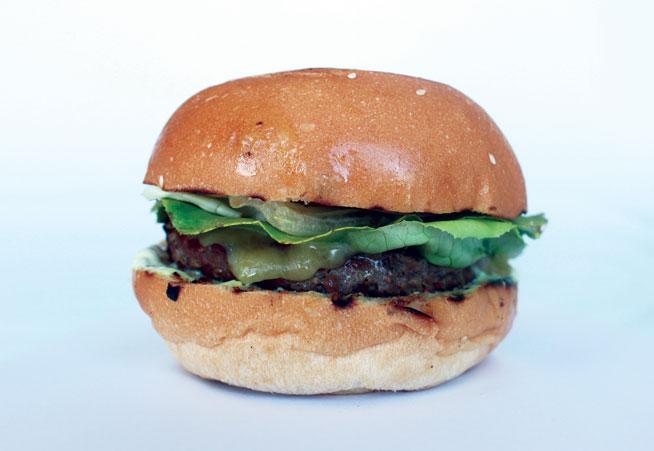 GBK - best burgers in Dubai