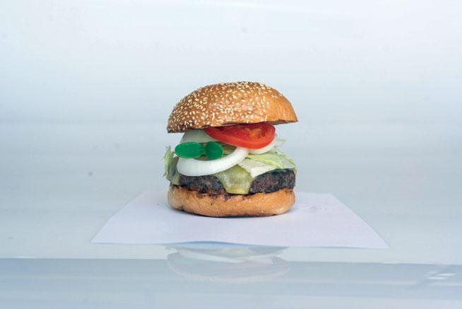Girders - best burgers in Dubai