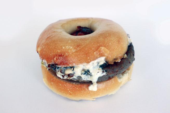 Jake's Food Truck - best burgers in Dubai