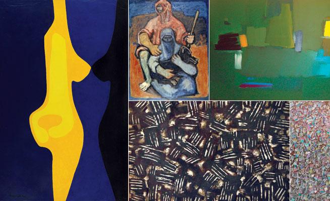 Art Dubai - Modern art preview