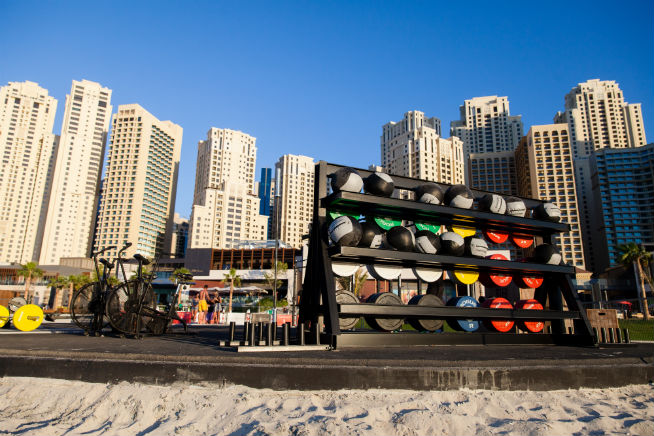 Muscle Beach Dubai