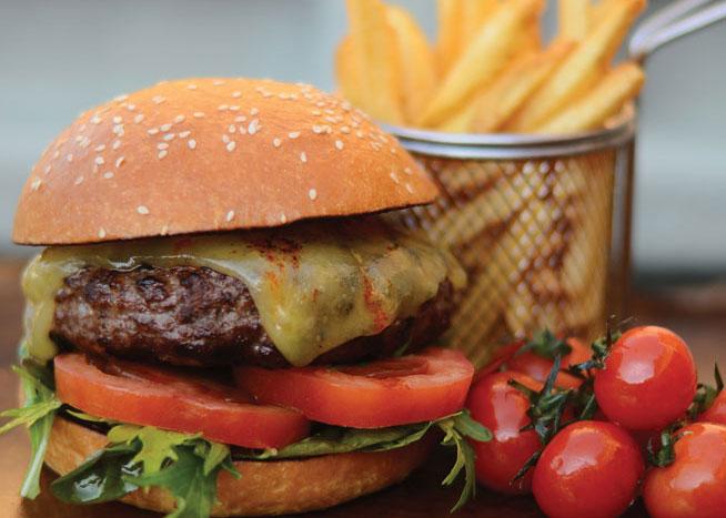 Seafire Steakhouse - best burgers in Dubai