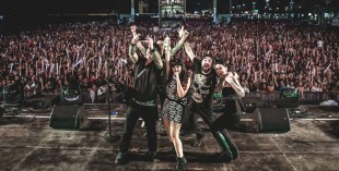 The Boxtones sign with Universal Middle East