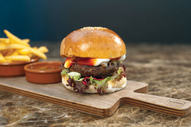 Jones The Grocer - best burgers in Dubai