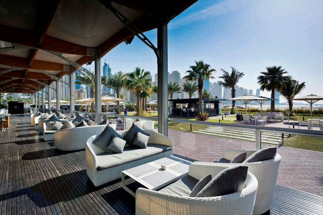 New laid back brunches in Dubai (March 2015) - Zero Gravity