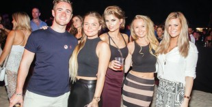 DXBeach music festival in Dubai - party pictures of Dubai festival goers
