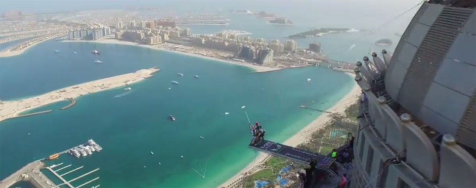 VIDEO: Dream Jump Dubai official film