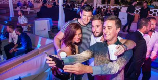 Hype Music & Nightlife Awards at EDEN Beach Club - celebrating the best of Dubai nightlife (party pictures)