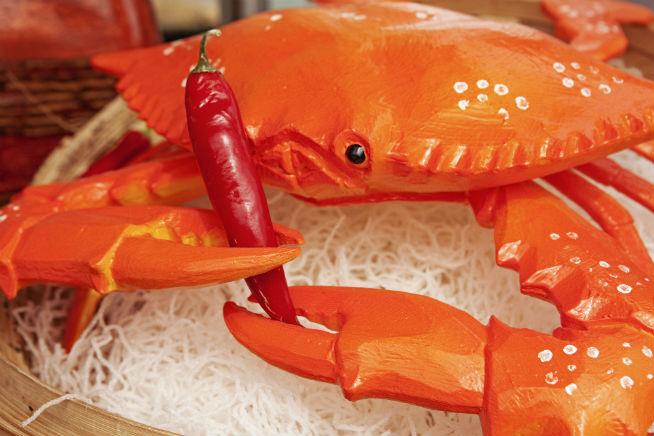 MJ Chilli Crab